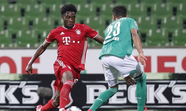 """""""Tia chớp"""" Bayern tiếp tục khiến Bundesliga choáng ngợp vì tốc độ siêu khủng"""