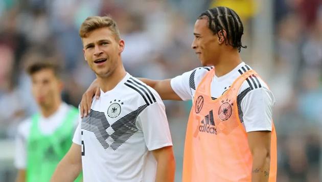"""Bayern rước thành công """"bom tấn"""", Kimmich lên tiếng nói 1 điều"""
