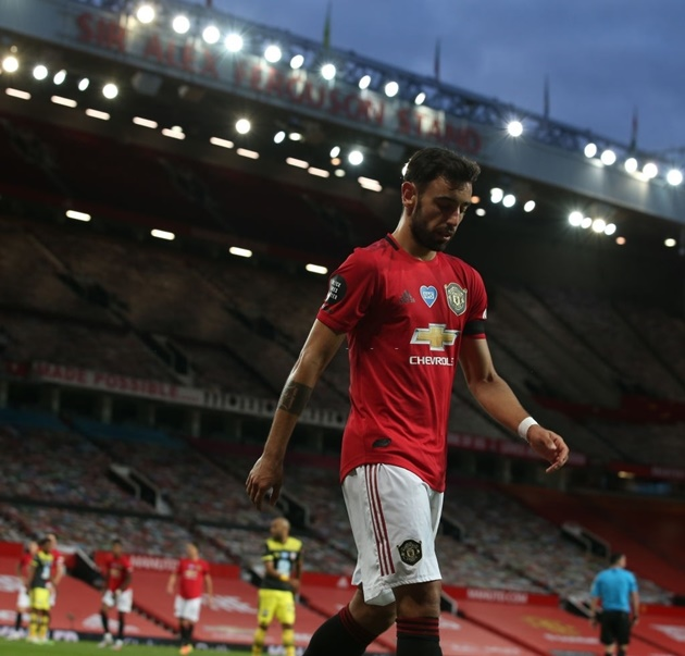 Bruno Fernandes không thể cứu mãi Man United