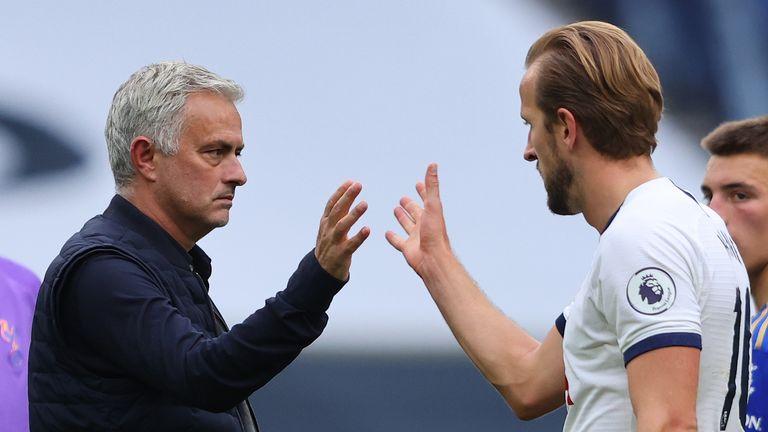Lập cú đúp, Harry Kane nói lời thật lòng về Mourinho