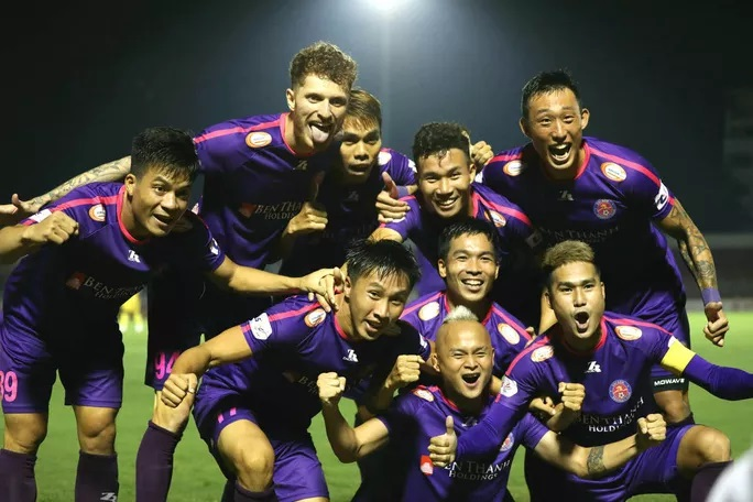 Sài Gòn FC phán ứng thế nào khi được đề xuất trao Cúp vô địch?