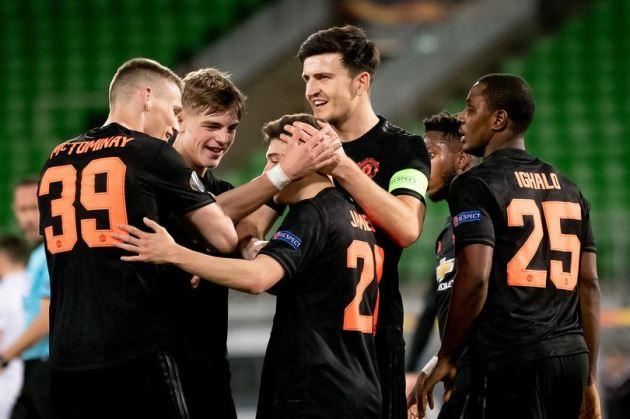 6 cầu thủ Man Utd phải chứng tỏ mình ở Europa League - kết quả xổ số đắc nông