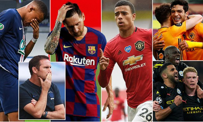 Top 10 điểm nóng trước loạt trận châu Âu tuần này: Sức ép nghìn cân cho Messi