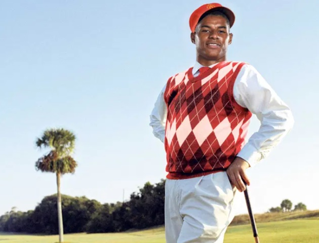 Rashford vung tiền, mua nguyên sân golf làm điều bất ngờ