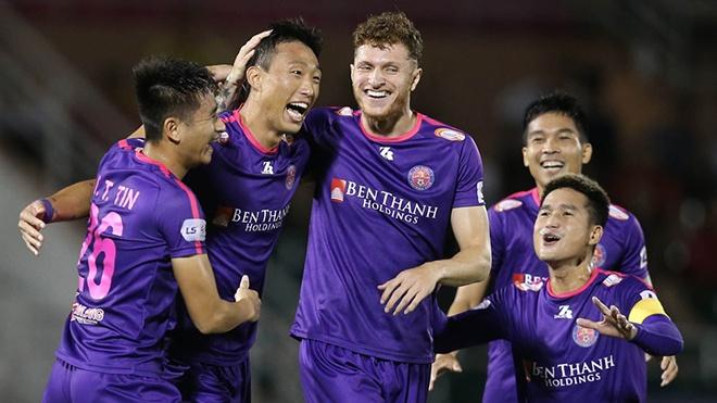 'Nếu V-League hủy, cũng không thể trao cúp cho Sài Gòn FC'