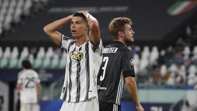 Lyon đã gieo hận cho Ronaldo ở C1 như thế nào?