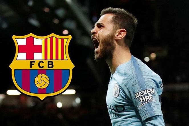 Thí ngôi sao Man City thèm khát, Barca bù tiền đổi 'hạt nhân công phá'