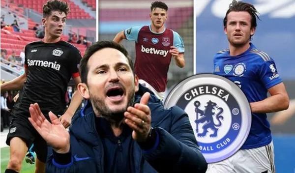 Chelsea chi thêm 200 triệu bảng tăng cường 4 vị trí