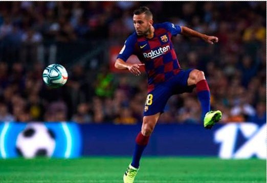 Chia lửa cho Alba, Barca nhắm 'cơn lốc biên trái La Liga' - kết quả xổ số đồng nai