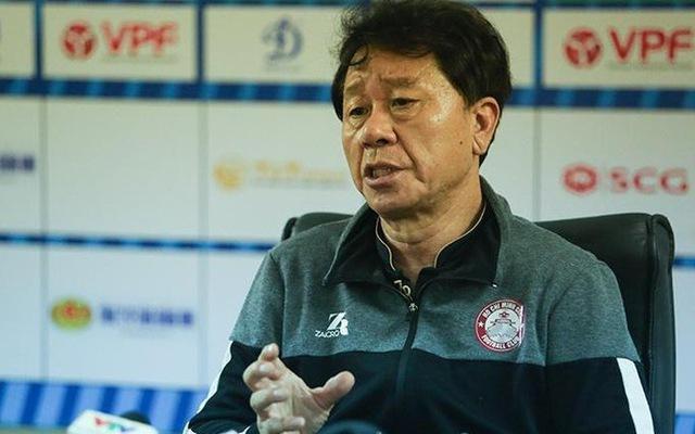 HLV Chung Hae-soung tiết lộ lý do tái hợp CLB TP.HCM