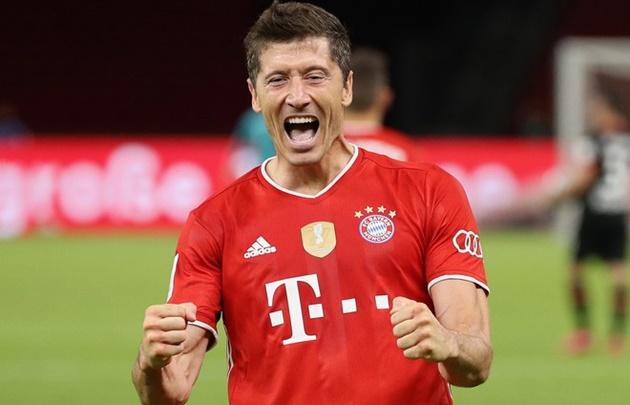 Lộ danh sách các cầu thủ đá phạt đền bên phía Bayern Munich