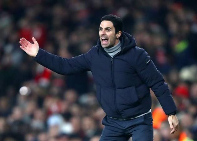 Arteta hành động táo bạo, Arsenal cướp mục tiêu trước mũi Liverpool?