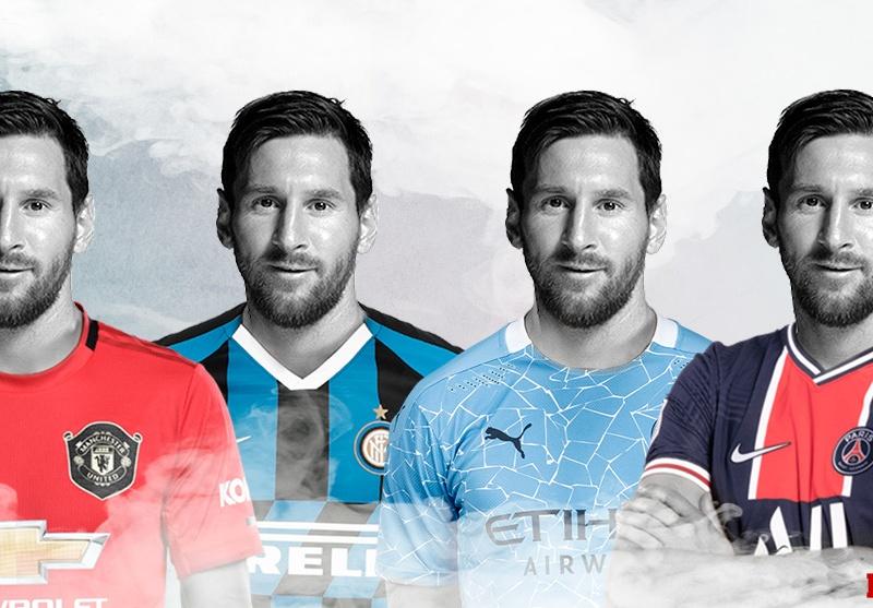 Các CLB sẽ sắp xếp đội hình như thế nào nếu sở hữu Messi?