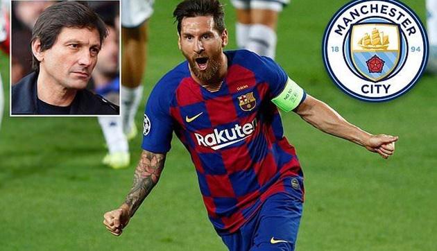 PSG buông 'cờ trắng', đã rõ bến đỗ tiếp theo của Messi