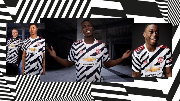 Dàn sao Man Utd gượng gạo thấy rõ trong ngày ra mắt áo đấu thứ 3