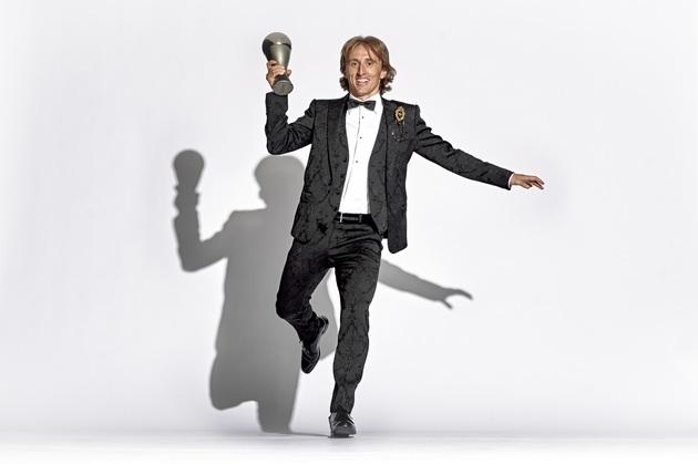 Luka Modric 35 tuổi: Gương mặt bình dị trong ngôi đền Quả bóng vàng