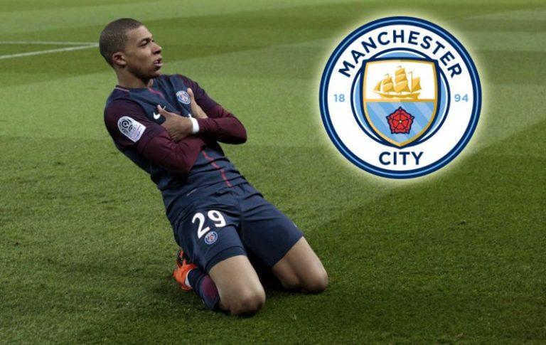 Nhờ Messi, Man City 'rủng rỉnh hầu bao' gia nhập cuộc đua chiêu mộ Mbappe