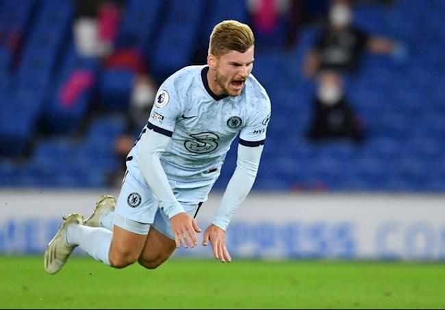 Không ghi bàn, Werner nói luôn điểm khác biệt của Premier League