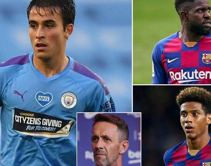 Sếp lớn xác nhận, Barca lên kế hoạch đón 'ngọc thô' thành Manchester