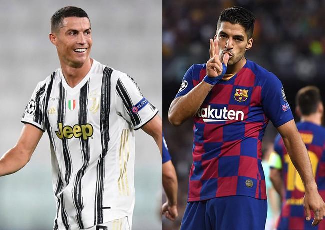Thỏa thuận hoàn tất, Suarez vẫn từ chối trở thành đồng đội của Ronaldo
