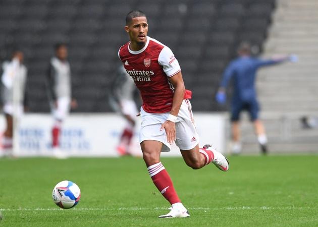 'Đá tảng' Arsenal lên tiếng, hé lộ lí do quyết chọn số áo huyền thoại