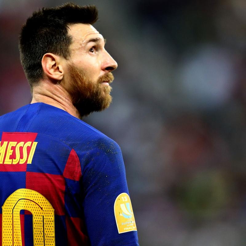 """""""Không có Messi, chúng tôi vẫn là đội bóng mạnh"""""""
