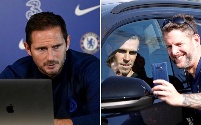 Frank Lampard nói thẳng về tài năng của Gareth Bale khi tái hợp Tottenham