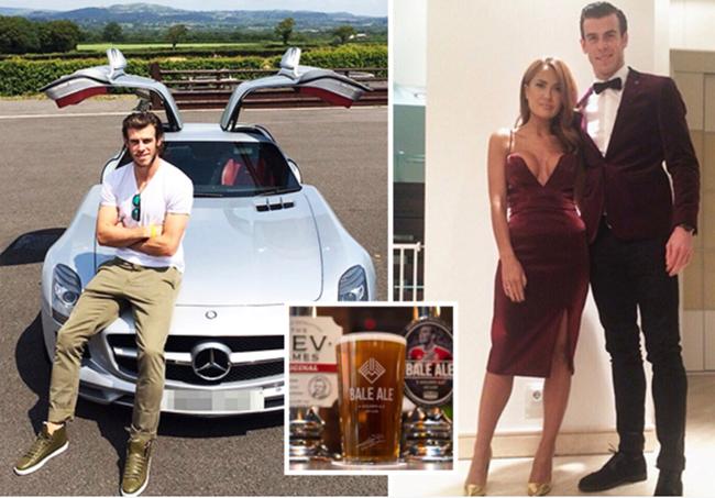 Góc khuất của Gareth Bale: 'Đại gia' chơi golf, gia đình vợ là mafia
