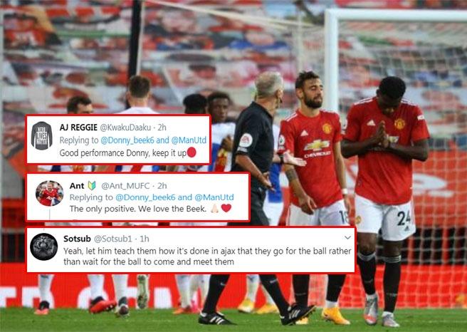 CĐV Man Utd: 'Hãy để cậu ấy dạy cho các cầu thủ United cách chơi bóng' - xs thứ ba