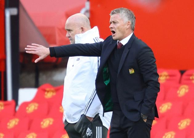 TRỰC TIẾP Man Utd 0-1 Palace: Hiệp hai bắt đầu, Greenwood vào sân