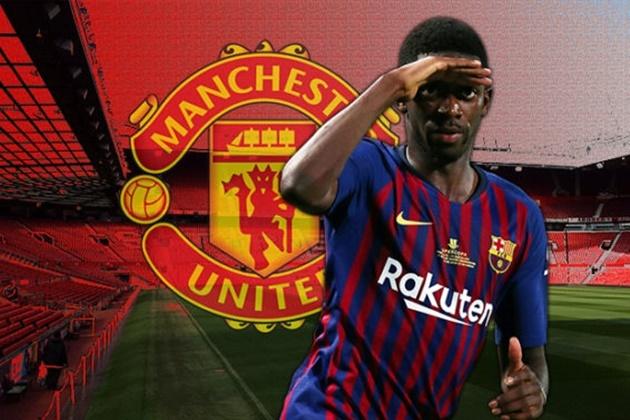 Man United mở đàm phán mượn 'bom xịt' 135 triệu, Barca ra siêu yêu sách