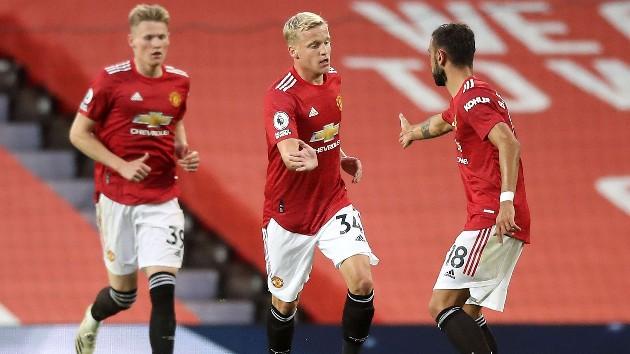 'Ông ấy tự hào khi tôi gia nhập Man United'
