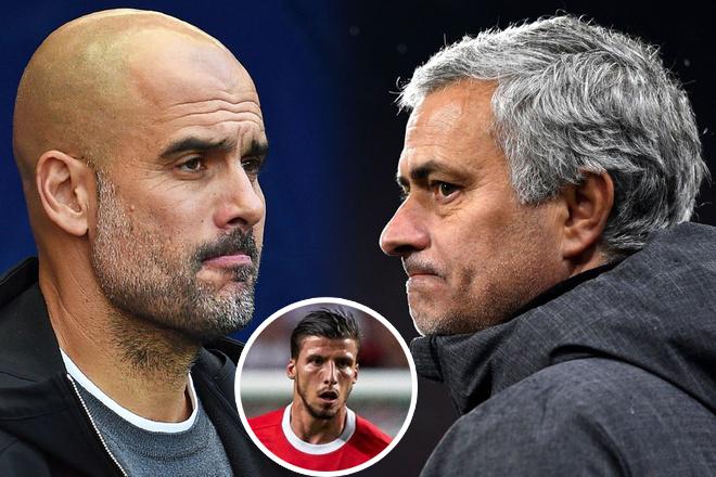 """Pep Guardiola """"bẻ lái"""", đối đầu với Mourinho vì """"đá tảng"""" Bồ Đào Nha"""