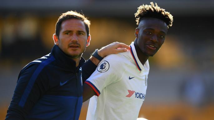 Abraham: 'Câu nói đó của HLV Lampard đã giúp Chelsea bừng tỉnh trở lại'