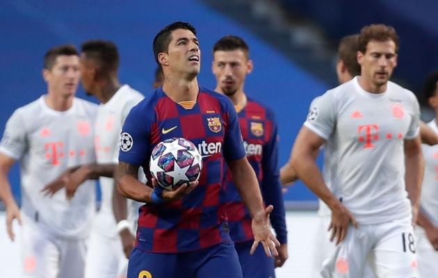 'Nếu gặp Suarez, tôi sẽ nói với anh ta điều này'