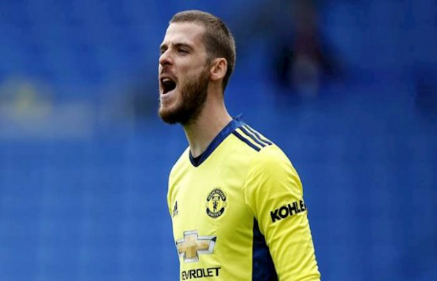'Tôi muốn là số 1 của Man United nhiều năm nữa'