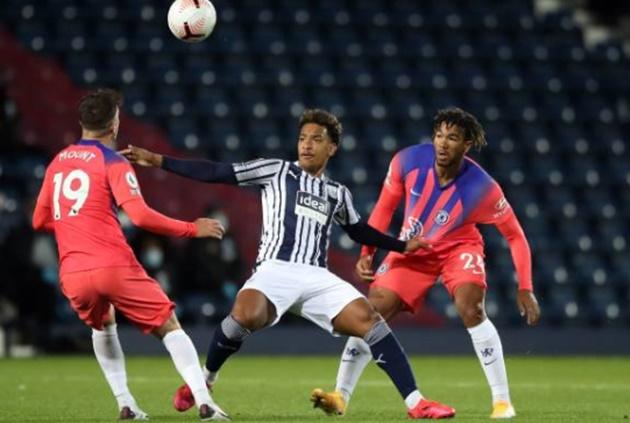 TRỰC TIẾP West Brom 3 - 3 Chelsea: Abraham giúp Chelsea gỡ hòa