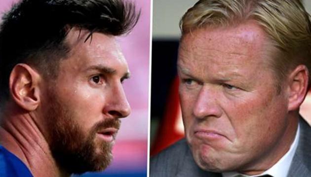 Messi muốn chấm dứt 'nội chiến', Koeman nói luôn 1 lời - kết quả xổ số đà nẵng