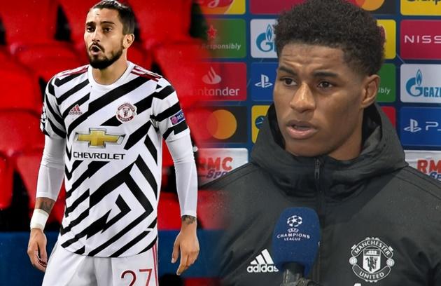 Đánh sập thành Paris, Rashford gửi lời khen đến 'máy tạt' mới của Man Utd