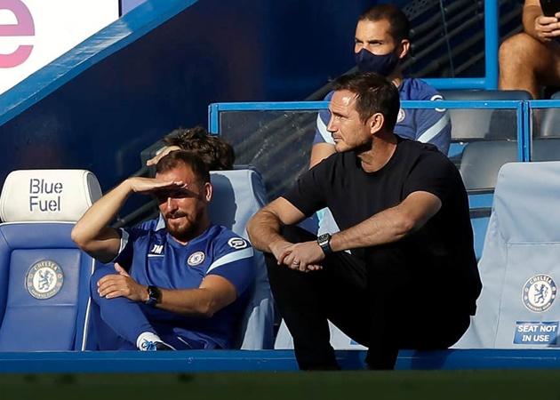 'Xử đẹp' PSG, Man Utd khiến Lampard và Chelsea phải e ngại