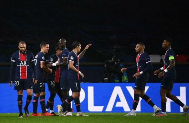 TRỰC TIẾP PSG 1-1 Man United (H2): Pogba vào sân
