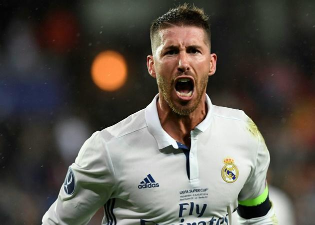 Real sinh biến, Ramos xử lý Marcelo và sao phàn nàn Zidane