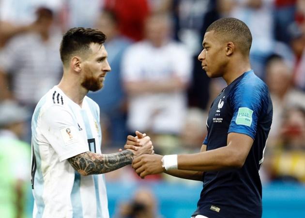 Quên Messi đi, Mbappe mới là chữ ký 'trong mơ' dành cho Man City