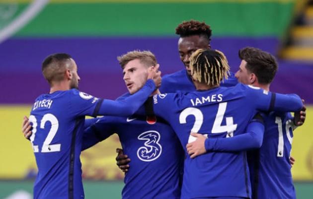Ziyech - Werner chói sáng, Chelsea nhẹ nhàng giành chiến thắng