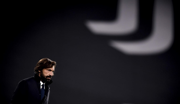 Pirlo chìm vào bóng tối và 12 khoảnh khắc ấn tượng của Juve trong tháng 10/2020