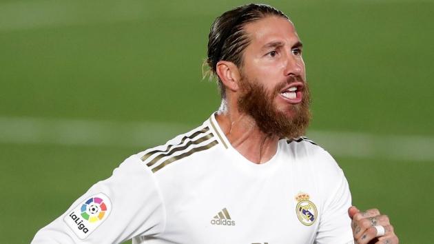 Gã khổng lồ vào cuộc, đón Ramos về xưng vương Châu Âu