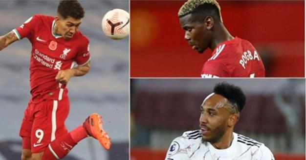 10 ngôi sao EPL sa sút nhất mùa giải năm nay: Man Utd 'chiếm sóng', Arsenal có 2 cái tên