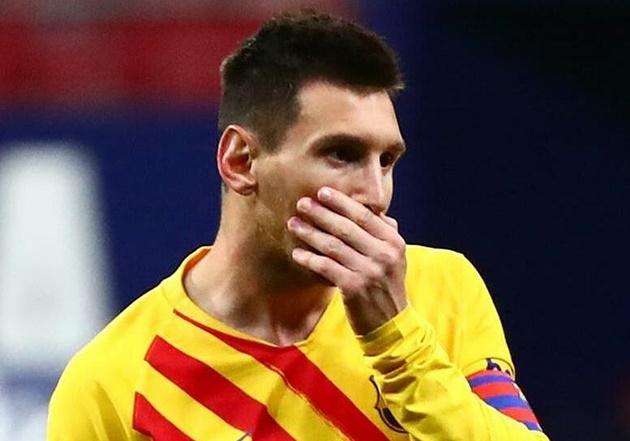 Barca thua Atletico, Suarez nói lời đau đớn về Messi