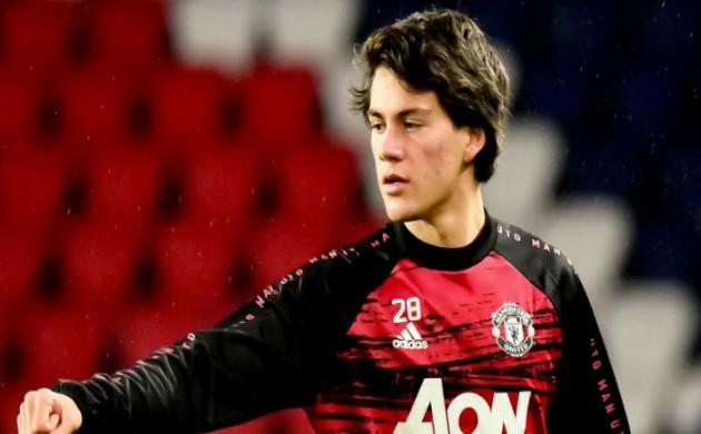 Facundo Pellistri cùng 'siêu tiền vệ' tỏa sáng, U23 Man Utd vùi dập Tottenham