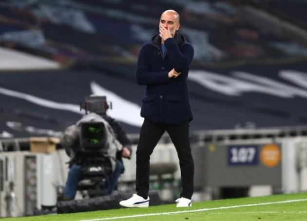 Pep Guardiola nói lời đau đớn về Sergio Aguero